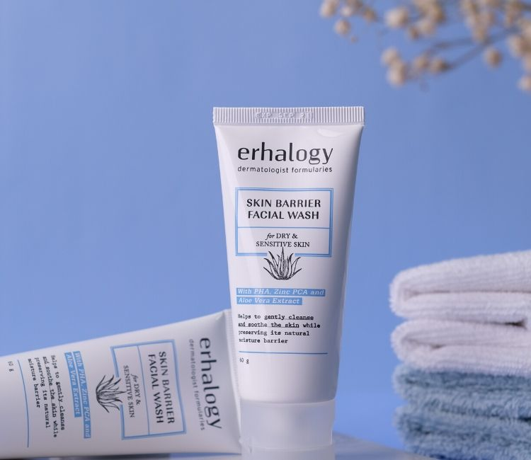 Sabun cuci muka kulit sensitif