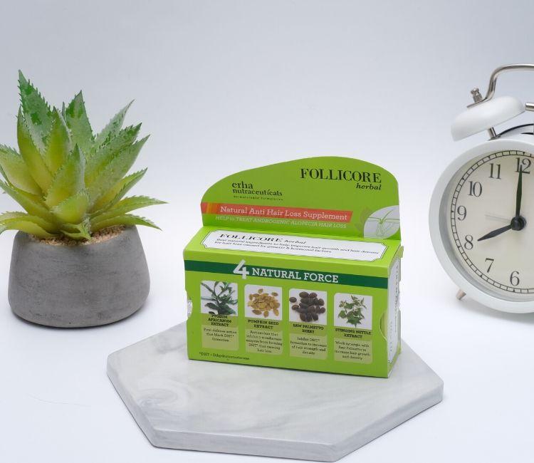 Supplement Follicore herbal