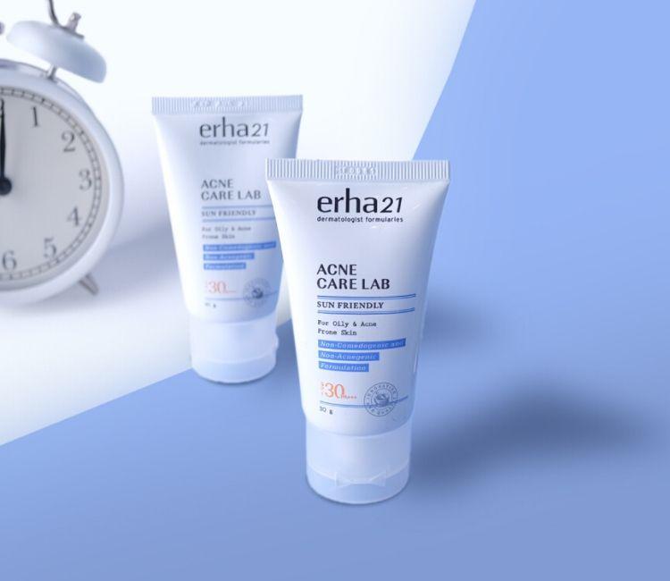 5 Skincare WAJIB Agar Bebas Jerawat Saat Self-Quarantine - Acne Sun Friendly