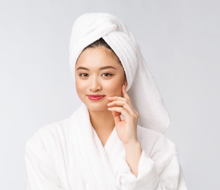 7 Tips Agar Rambut Bebas dari Rontok Walau Pakai Hijab! - After Hair Washed