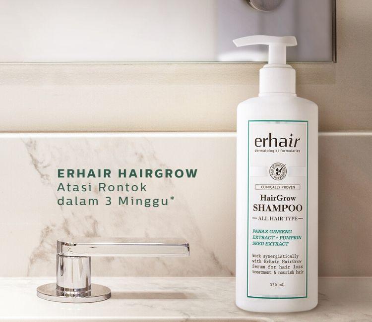 ERHAIR HairGrow Shampoo - Shampoo Anti Rambut Rontok
