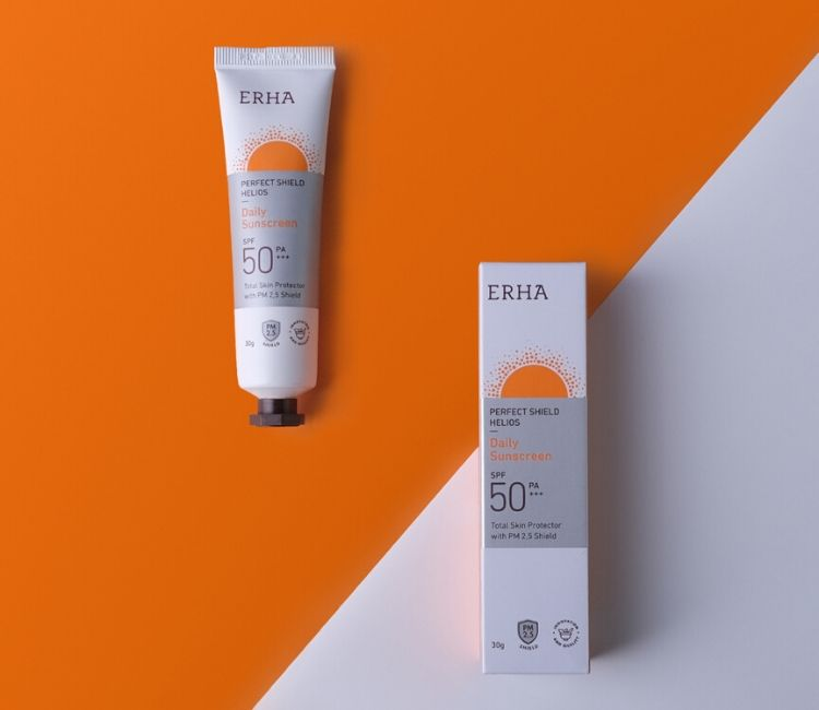 Perfect Shield Helios Daily Sunscreen