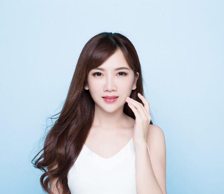 Model Wajah Cerah