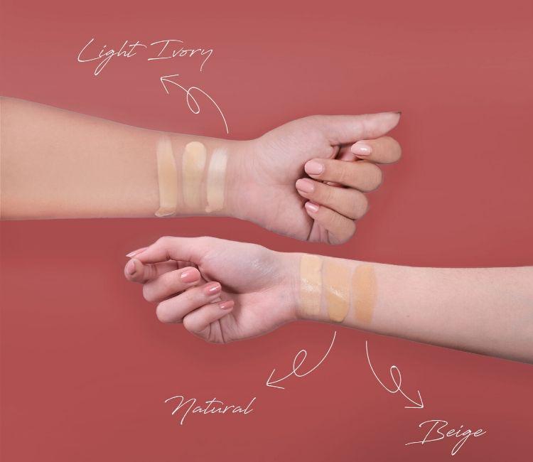 5 Tips Memilih Foundation Sesuai Warna Kulit Wajah