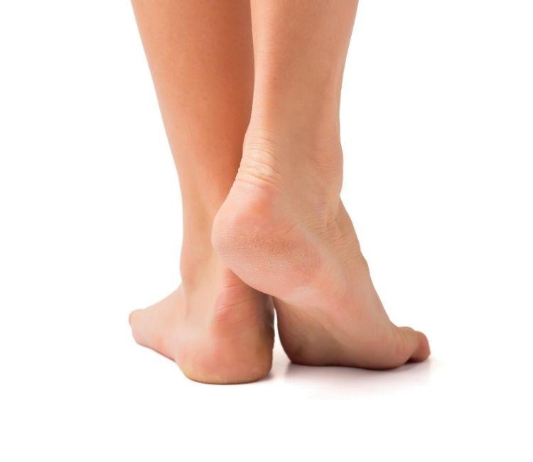 tumit, tumit kaki, cara rawat tumit kaki