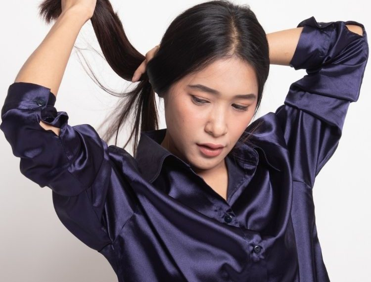 Kebiasaan penyebab rambut rontok