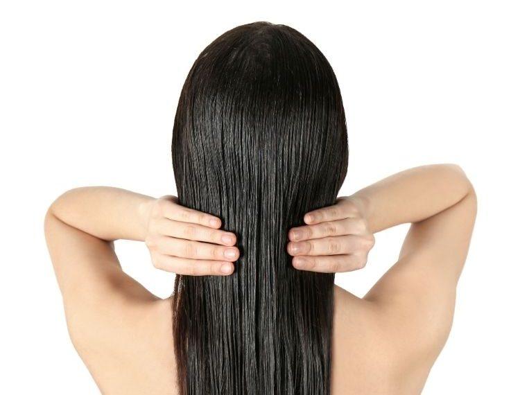 rambut mengembang