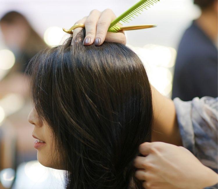 5 Cara Mudah Memperbaiki Rambut Rusak