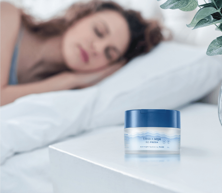 ERHA X Aqua Refresh Hydrating Overnight Mask