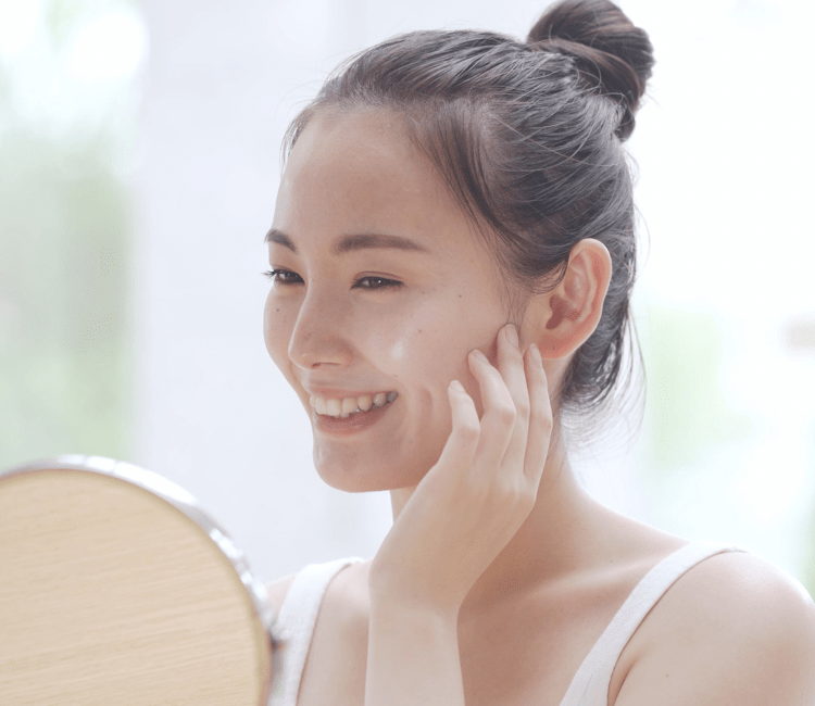 Cara menghilangkan kerutan di wajah, awet muda, microbiome, bakteri