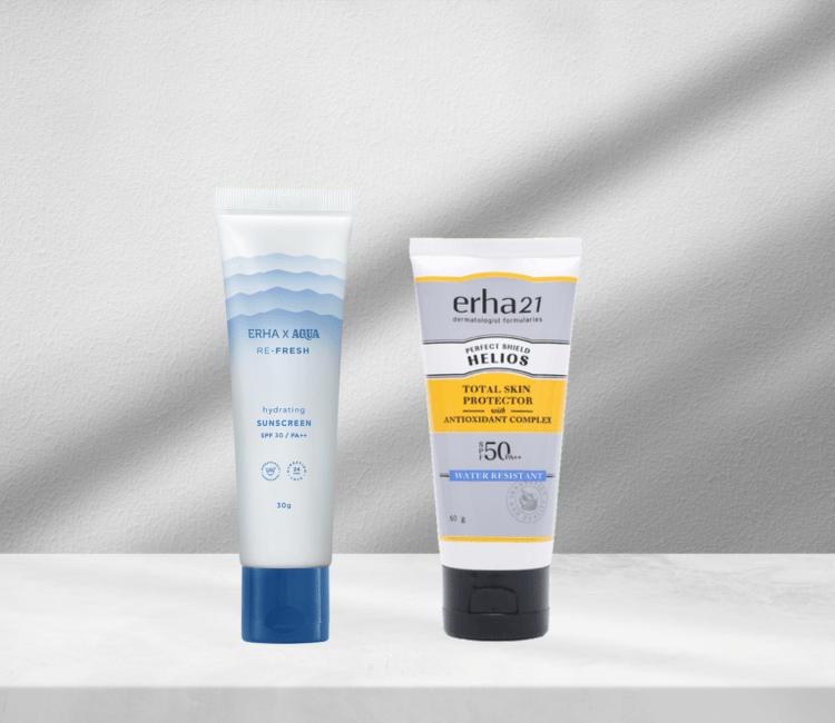 Physical Sunscreen dan Chemical Sunscreen: Apa sih Perbedaannya?