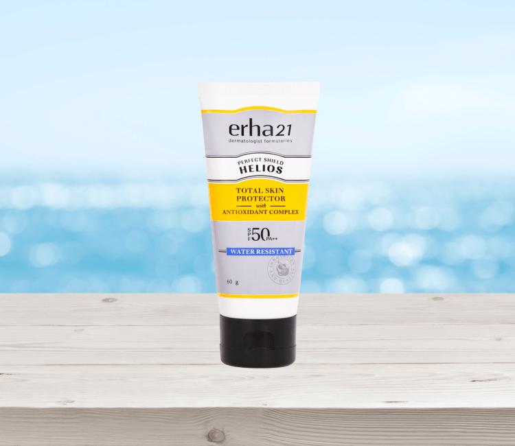 cara mengatasi kulit belang, tabir surya, SPF, sunscreen